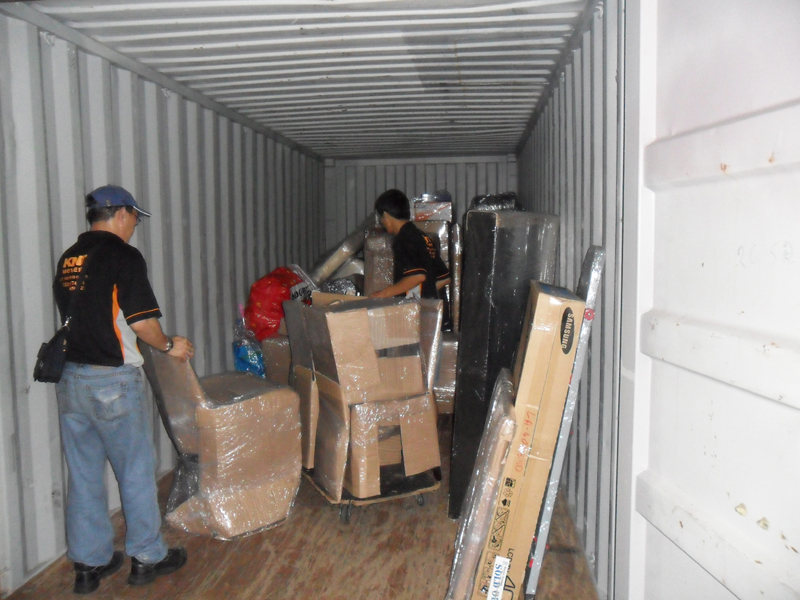 Knt Movers Singapore Office Mover House Moving Service
